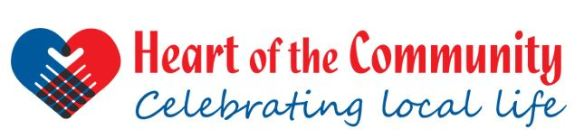 Heart of the Communitry banner