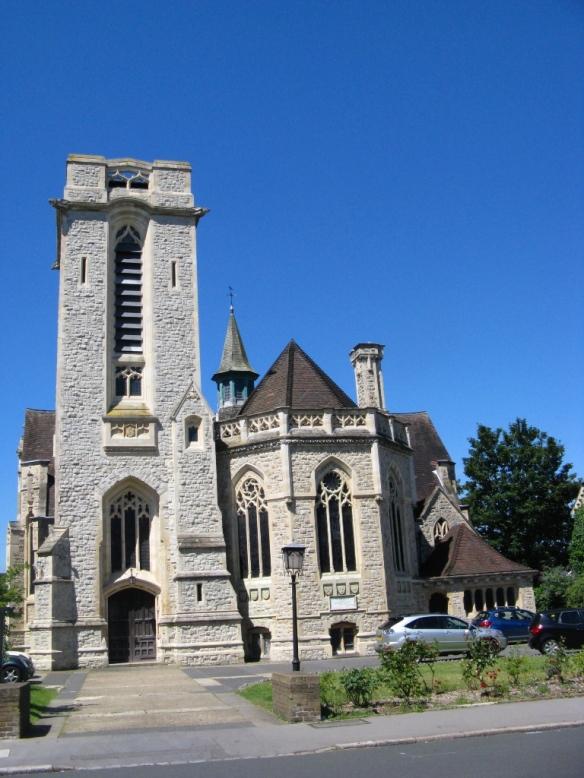 St Mary Magdalene Church Addiscombe