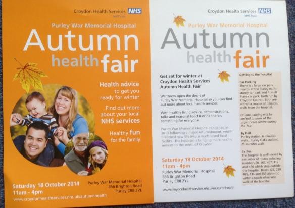 Autumn Health Fair