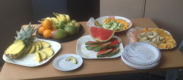 BME Forum freah fruit