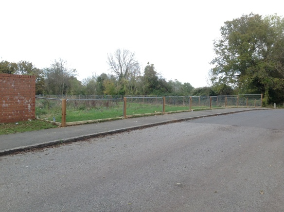 Ridds fencing wide view