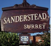 Sanderstead sign