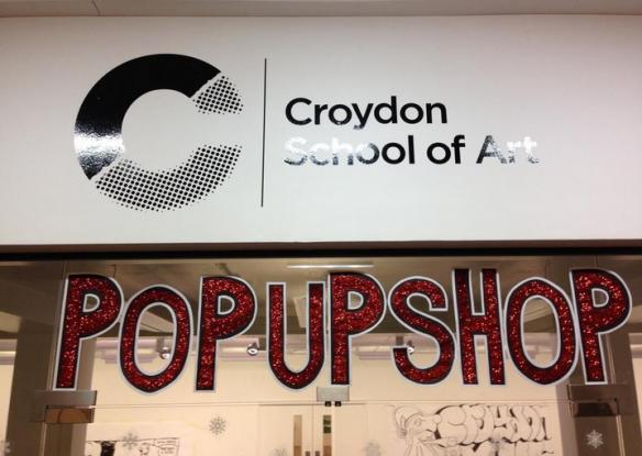 CC pop up sign