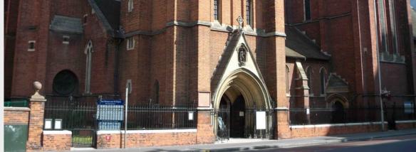 St Michael front