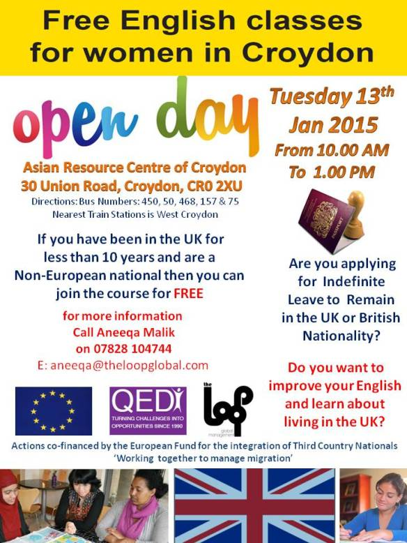 Open Day ARCC